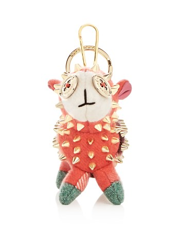 $Burberry Wendy Embellished Cashmere Sheep Bag Charm - Bloomingdale's