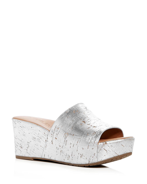Best Price Forella Cork Platform Sandal Gentle Souls Cheap Sale Brand New Unisex pPRwW