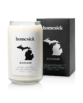 Homesick - Michigan Candle