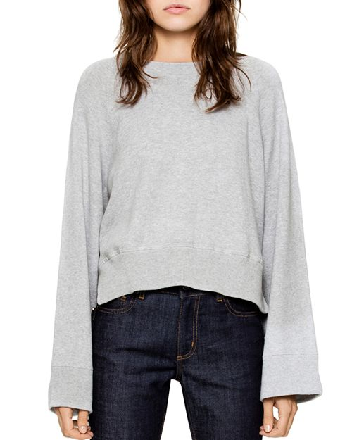 Zadig & Voltaire - Lea High/Low Sweater
