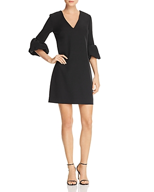 Milly Mandy Bubble-Sleeve Dress