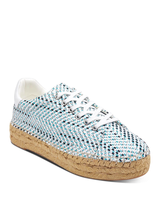 MARC FISHER Women's Mandi Platform Espadrille Sneakers