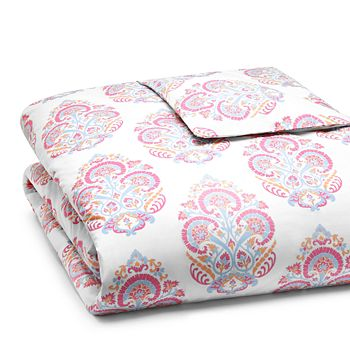 JR by John Robshaw - Ura Percale Duvet Cover, Twin