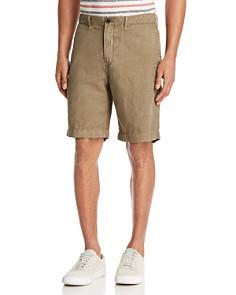 Billy Reid Clyde Linen Shorts - Bloomingdale's_0