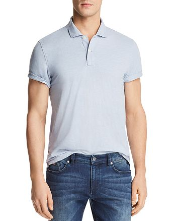 The Men's Store at Bloomingdale's - Slub Jersey Enzyme Wash Classic Fit Polo - 100% Exclusive