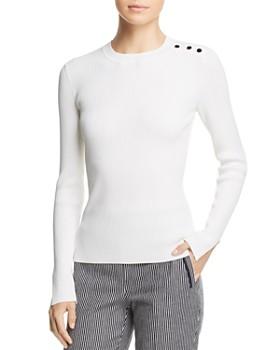 BOSS - Fangeli Rib-Knit Sweater