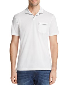 Michael Kors Piped Pocket Polo Shirt - 100% Exclusive - Bloomingdale's_0