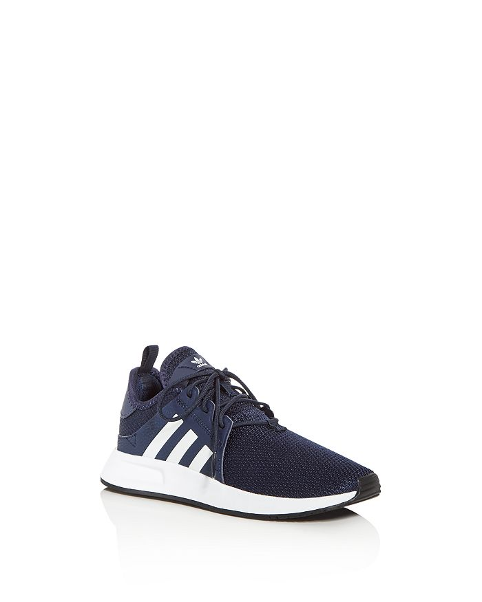 Adidas - Unisex XPLR Lace Up Knit Sneakers - Toddler, Little Kid