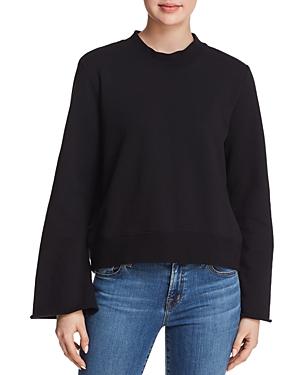 Nobody Belle Flare-Sleeve Sweatshirt