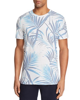 SOL ANGELES - Las Brisas Palm Tree Crewneck Tee