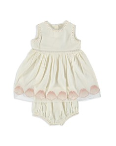 Stella McCartney Girls' Seashell Dress & Bloomers Set - Baby - Bloomingdale's_0