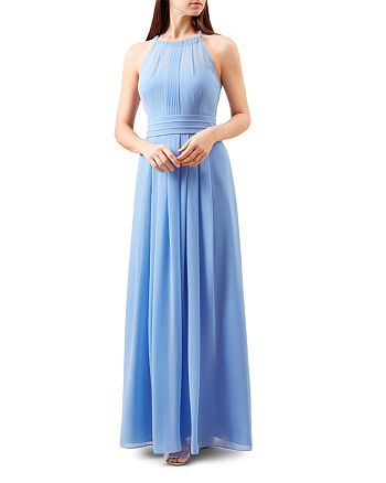 HOBBS LONDON - Alexis Pleated Gown