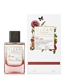 CLEAN Reserve Avant Garden Collection - Hemp & Ginger Eau de Parfum - 100% Exclusive