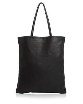 Baggu - Flat Leather Tote