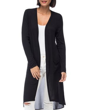 B Collection by Bobeau Addison Sheer Knit Duster Cardigan