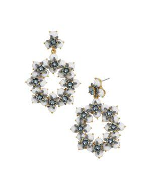 Baublebar Swan Queen Drop Earrings