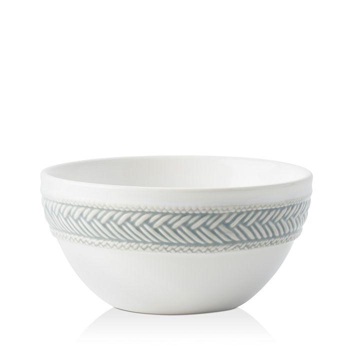 Juliska - Le Panier Grey Mist Cereal/Ice Cream Bowl