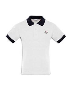 Moncler Boys' Contrast Polo - Big Kid - Bloomingdale's_0