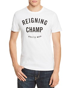 REIGNING CHAMP Gym Logo Tee - Bloomingdale's_0
