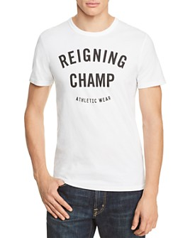 REIGNING CHAMP - Gym Logo Tee