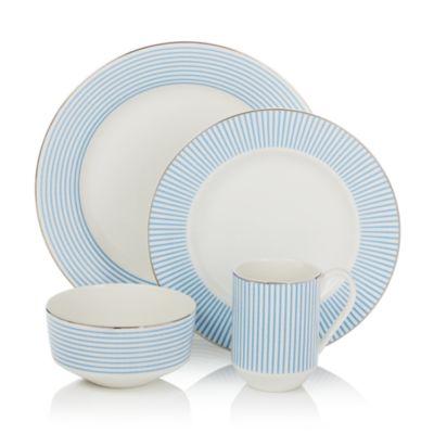 Laurel Street Dinner Plate