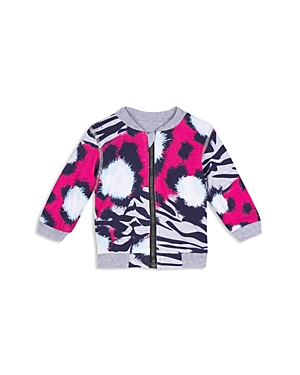 Kenzo Girls Reversible TigerPrint Jacket  Baby