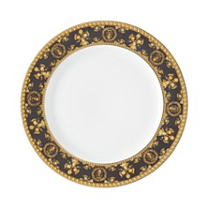 Versace By Rosenthal - I Love Baroque Nero Salad Plate