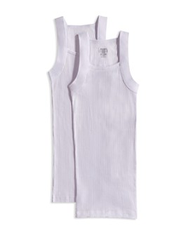 2(X)IST - Square Cut Tank, Pack of 2