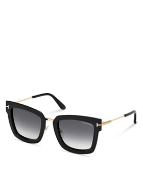 Tom Ford - Women's Lara Soft Square Sunglasses, 52mm