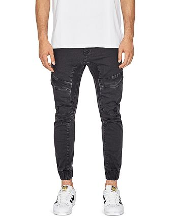 NXP - Solid Tapered Fit Flight Pants