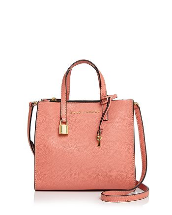 4da20ab520a2 MARC JACOBS - The Mini Grind Leather Crossbody