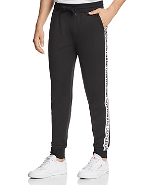Calvin Klein Logo Taped Tricot Track Pants - 100% Exclusive
