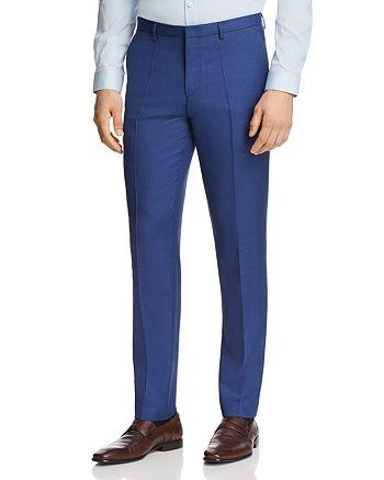 HUGO - Hets Slim Fit Nailhead Suit Pants