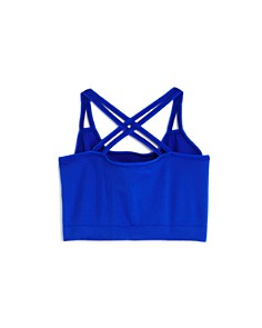 AQUA - Girls' Crisscross Bra Top, Big Kid - 100% Exclusive
