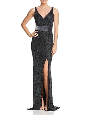 Mac Duggal Embellished Gown-Women