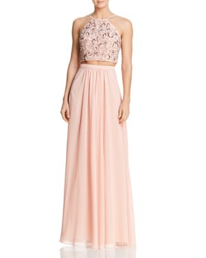 DECODE 1.8 EMBELLISHED TWO-PIECE DRESS - 100% EXCLUSIVE