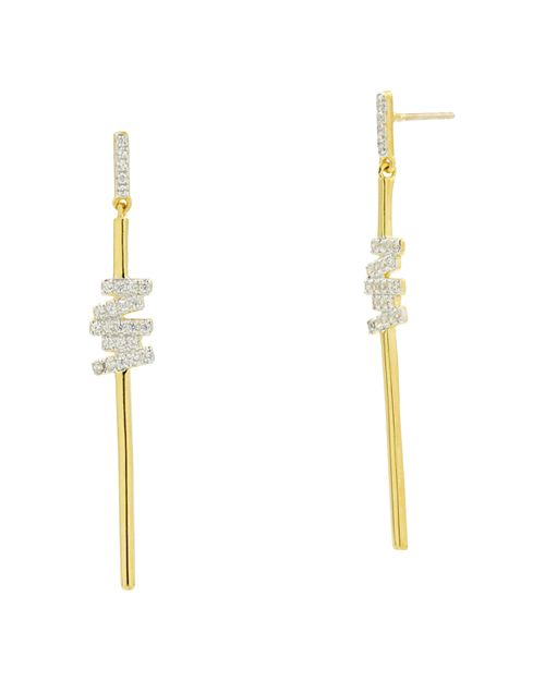 Freida Rothman - Radiance Drop Earrings