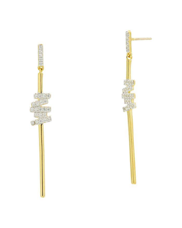 Freida Rothman - Radiance Drop Earrings