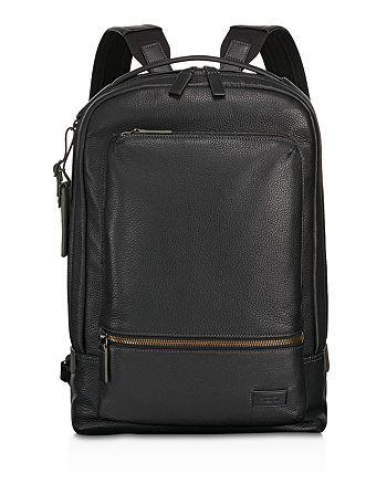 Tumi - Harrison Leather Bates Backpack