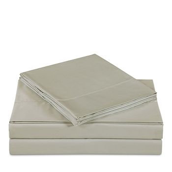 Charisma - 610TC Ultra Solid Wrinkle-Free Sheet Set, Queen