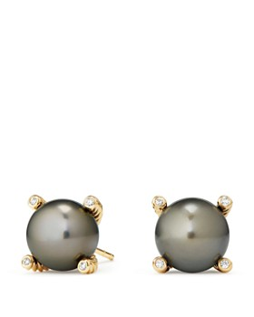 0dd8bef74ab4b Pearl Earrings - Bloomingdale's