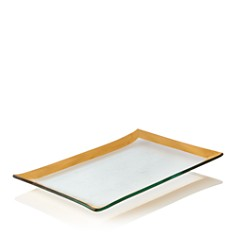 Annieglass - Roman Antique Vanity Tray