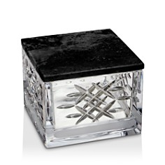 Waterford Lismore Revolution Covered Box with Marble Lid - Bloomingdale's Registry_0