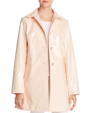 JANE POST MODERN PRINCESS SLICKER RAINCOAT
