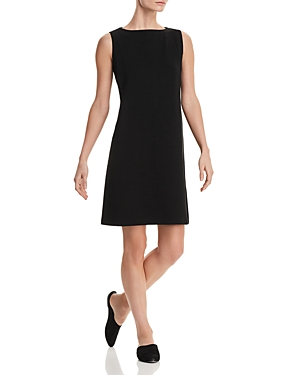 Eileen Fisher Ponte Knit Shift Dress