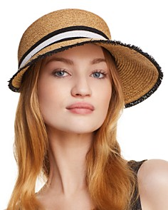 August Hat Company Frayed Framer Hat - Bloomingdale's_0