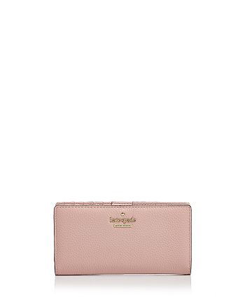 a8e1c390fe397 kate spade new york - Jackson Street Stacy Pebbled Leather Continental  Wallet