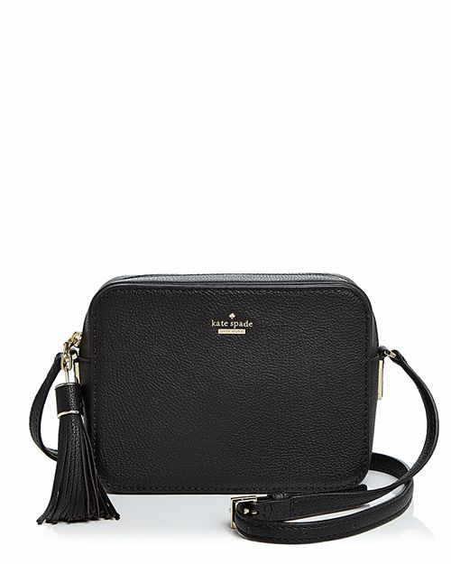 kate spade new york - Kingston Lane Arla Leather Camera Bag