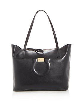 Salvatore Ferragamo - Large Gancio City Tote