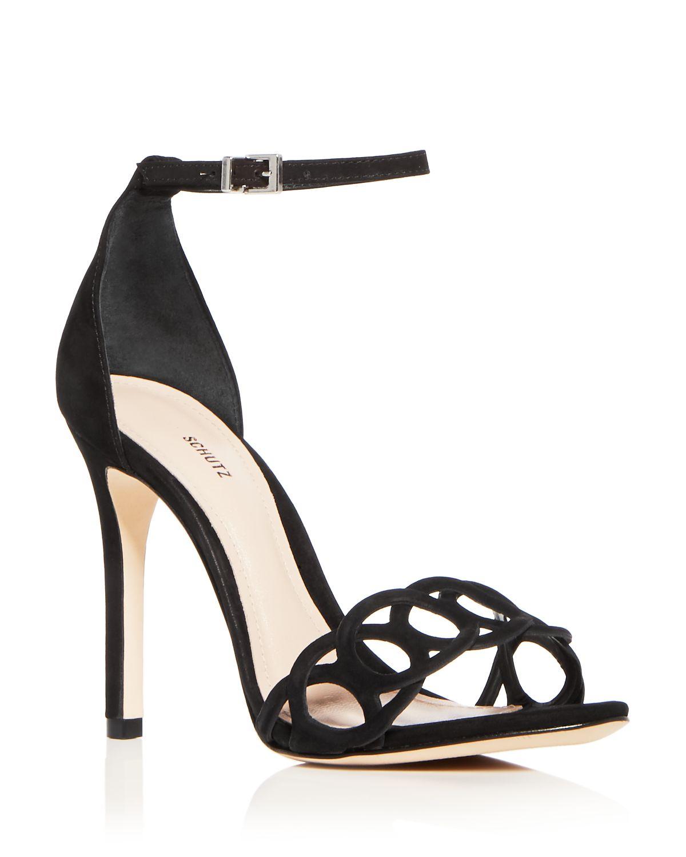 Schutz Women's Sthefany Ankle Strap Sandal